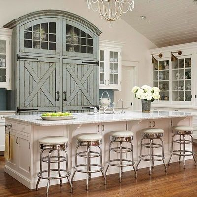 barn door style kitchen cabinets ceiling lighting lot ForBarn Style Kitchen Cabinets