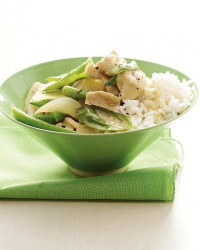 Green Chicken Curry - Martha Stewart Recipes