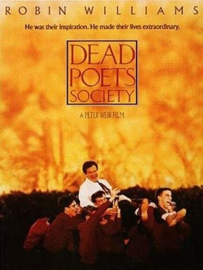 power and authority in dead poets