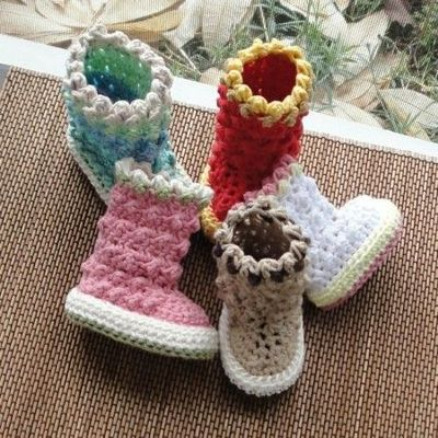 Baby boots crochet pattern red heart crochet ideas and tips baby boots crochet pattern red heart ccuart Images