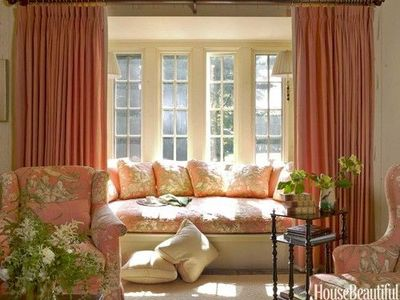 Living Room Bay Window Design Rob Southern Photo
