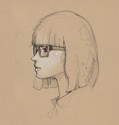 Sketch by Andrew Kim (minimallyminimal)