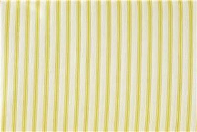 Pamela Kline Traditions Yellow Ticking Stripe Shower Curtain Bath Ideas J