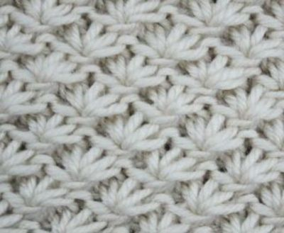 lotus flower stitch / crochet ideas and tips - Juxtapost