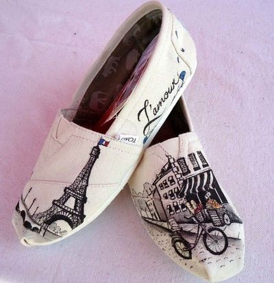 Paris Toms.
