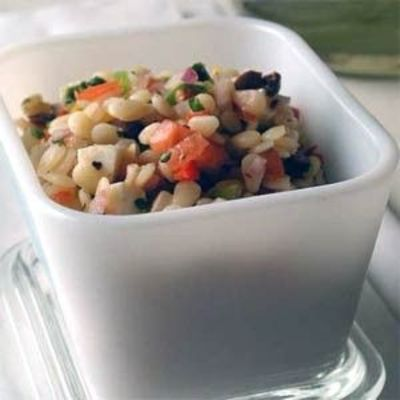 Orzo-Bell Pepper Salad | MyRecipes.com