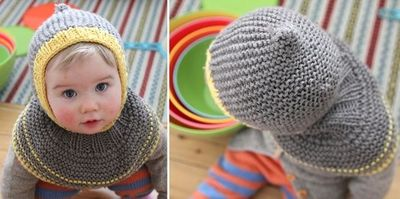 Knitting Pattern Of Baby Balaclava : Fun baby balaclava pattern / knits and kits - Juxtapost