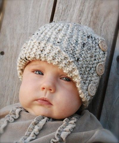 Ravelry The Poppy Baby Cloche Pattern By Heidi May Crochet Ideas