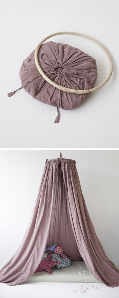 DIY Hideout canopy & DIY: Hideout canopy / baby time! - Juxtapost