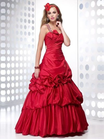 Plus Size Ball Gown Prom Dresses Under 200 - Homecoming Prom Dresses