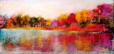 Painting by Hungarian Artist Gui Demeter