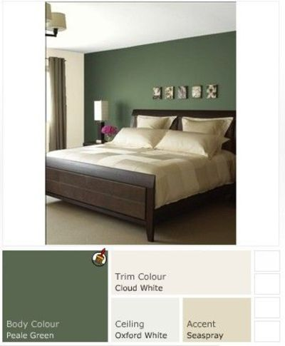 Master Bedroom Paint Benjamin Moore Peale Green For The Home Juxtapost