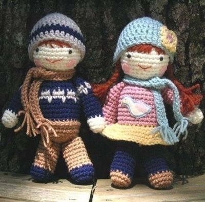 Free Crochet Doll Patterns Here Is An Easy Pattern For Baby