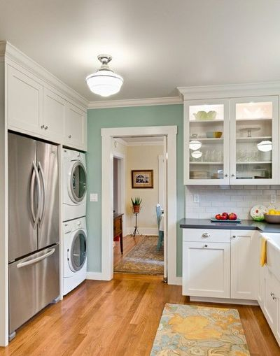 Benjamin Moore Kensington Green Thinking For The Kitchen An For The Hom