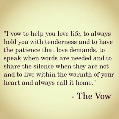 vow.