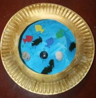 Ship Submarine Porthole Craft Preschool Items Juxtapost