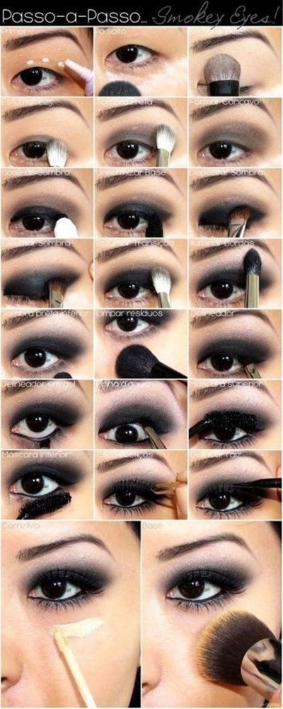 Asian Smoky Eye 11