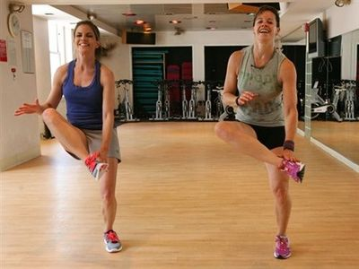 Today S Jenna Wolfe S10 Minute Workout Fitness Juxtapost