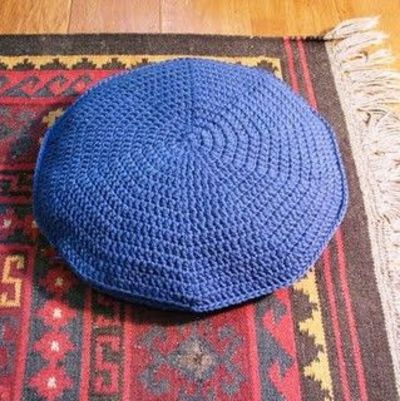 Big Round Crochet Pillow Pattern Free Crochet Ideas And Tips