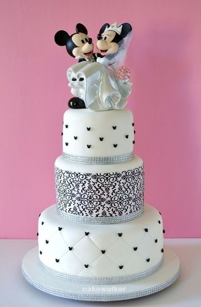 First Wedding Anniversary Cake / wedding cakes - Juxtapost