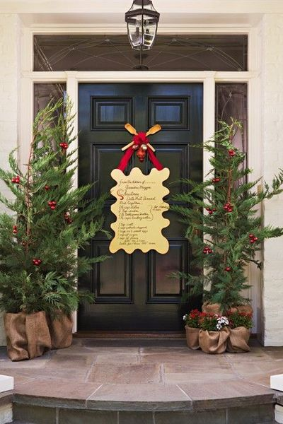 christmas door decorations beautiful christmas decorating pictures and design
