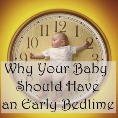 The surprising benefits of setting an early bedtime to help your little one sleep through the night... that's if you can get your kid to sleep at an early time, right?
