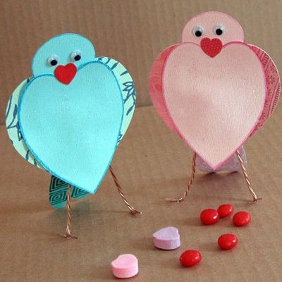15 Valentines Day Craft Ideas For Kids And Teens