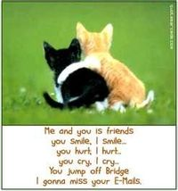 cute friends forever quote.. / funny stuff!   Juxtapost