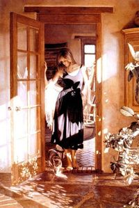 Realistic Watercolor Paintings by Steve Hanks | DailyCognition