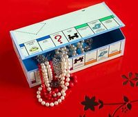 Cute idea; I'd use the box though to store other board game stuff though.