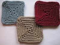 Coasters to master (crochet tips) and other crochet tutorials