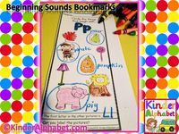 Oh my gosh these are darling. I love how she's done these. Kinder Alphabet: Phonics Fun