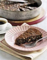 Chocolate Spice Cake - A hint of coffee and an exotic blend of spices add unexpectedly delicious flavor to this basic chocolate cake. Read more: Homemade Cake Recipes - Best Recipes for Cakes - Country Living