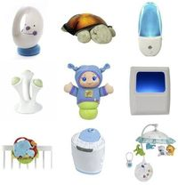 Favorite night lights for the nursery