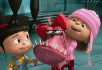 Despicable Me (This is such a cute movie!)