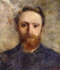 Self-Portrait - Edouard Vuillard