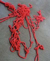 Have fun crocheting: practice crocheting