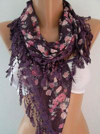 scarf,