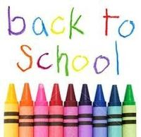 Back To School preschool activities