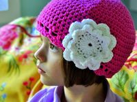 little girl cloche