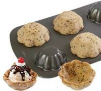 cookie bowl mold!!! so cool