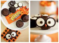 Owl Cupcakes for 3rd Birthday?