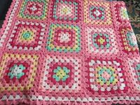 nice colors for a baby blanket