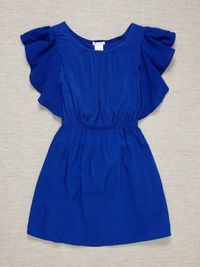 Sally Miller Flutter Sleeve Dress