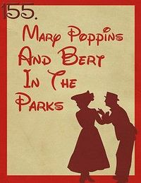 Mary Poppins and Bert in the Parks