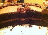 Black Magic Cake (Best Chocolate Cake Ever)