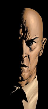 Professor X by Mike Deodato Jr. Colors by Rain.