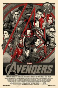 Avengers= AWESOME!!!