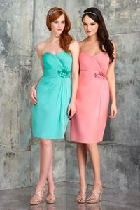 Style 554: Bridesmaids, Prom, Special Occasion & Evening: Bari Jay and Shimmer
