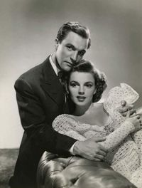 Gene Kelly and Judy Garland...For Me and My Gal, 1942.